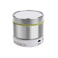 Мини-колонка Activ S07D (Bluetooth, USB, MicroSD, AUX, микрофон) металл