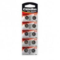 Батарейка Camelion G 10(389,390,1130, LR-54) 10/100
