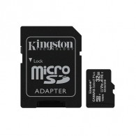 Карта памяти microSDHC Kingston 32Gb Class10 CanvasSelect Plus A1с адапт