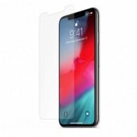 Защитное стекло Activ для iPhone ХS Max прозрачное (черная рамка)