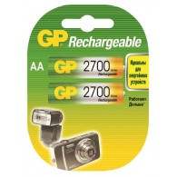 Аккумулятор GP R6 2700 Ni-Mh BL 2/20/200 предзар.
