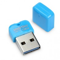 Флэш-диск SmartBuy128GB USB 3.0 Art синий