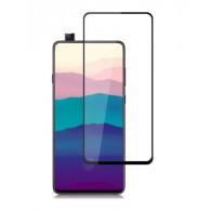 Защитное стекло 2,5D для Samsung SM-A905 Galaxy A90 чер(100045)