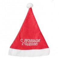 """Колпак """"С новым годом"""" вышивка (1807-39)"""