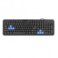 Клавиатура Defender HM-430 черная USB (45430)