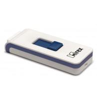 Флэш-диск Mirex 4Gb USB 2.0 SHOT белый