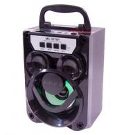 Колонка портативная MS-357BT (Bluetooth/USB /SD/FM) черная