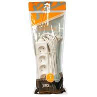 Удлинитель Jazzway EX-05-700 (5роз , 7,0м, 10А)