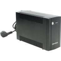 ИБП CyberPower UT850E 850VA/425W (RJ11\45, 2 Euro)