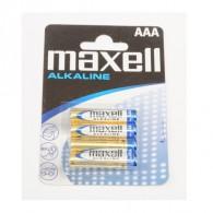Батарейка Maxell LR03 Alkaline BL 4/48