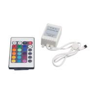 Контроллер Jazzway RGB ZC-1000RC 12V 3*2A = 72W (IR)