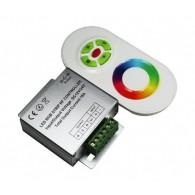 Контроллер Jazzway RGB ZC-3000RF WH 12/24V 144/216W (белый)