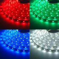 Светодиодная лента Activ 5050/60 RGB IP20 (5м) многоцветная