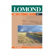 Бумага Lomond матовая A4, 100г*2х /100 листов двухсторонняя(0102002)/15