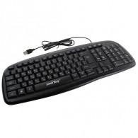 Клавиатура SmartBuy 116 USB черная (SBK-116-K)