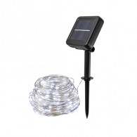 Светильник садовый Фаzа SLR-G03-200W (гирлянда-нить, белая) 200 диодов