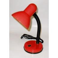 Светильник Camelion KD-301 (230V 60W) настольный красный Е27