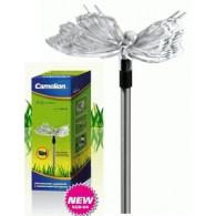 Фонарь садовый Camelion SGD-04 1LED ''Бабочка'' солнечная батарея