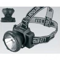 Фонарь Ultra Flash 5364 LED 0,5w налобный аккумуляторный