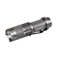 Фонарь Фаzа A1-L1WZ-1AA (1W LED, Zoom) титан