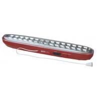 Фонарь Jazzway Accu91-L30 (220v) LED белый (аварийное освещение)