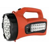 Фонарь Jazzway Accu7-L19/L16 LED оранж