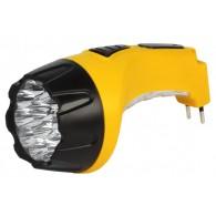 Фонарь SmartBuy Accu 15LED желтый (SBF-85Y)