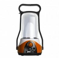 Фонарь Jazzway Accu5-L12W-USB (220v) LED черный