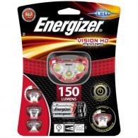 Фонарь Energizer налобный 3 LED Vision HD 150 люмен