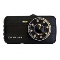 Видеорегистратор Mega Т657 (2 камеры,120\90°,microSD до 32Gb)