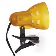 Светильник Camelion KD-304 прищепка (Е14) оранж
