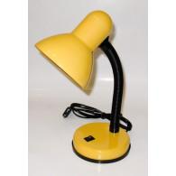 Светильник Camelion KD-301 (230V 60W) настольный желтый