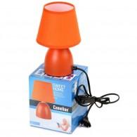 Светильник Camelion KD-401 (230V 40W) настольный оранж
