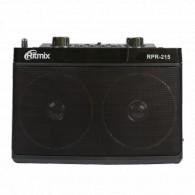 Радиоприемник Ritmix RPR-215 серый