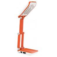 Светильник LED настольный Jazzway Accu3-L36 аккумуляторный оранжево-белый