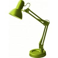 Светильник Camelion KD-313 настольный зеленый (Е27) подставка