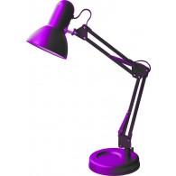 Светильник Camelion KD-313 настольный фиолет (Е27) подставка