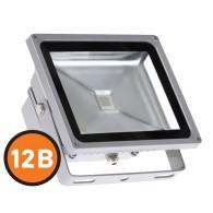 Прожектор светодиодный Jazzway PFL -10W/ 12VDC- RGB