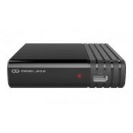 Ресивер цифровой DVB-T2 Oriel 202+ (HDMI, RCA, пластик)