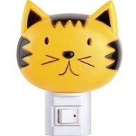 Светильник Camelion NL-003 ''Кошка''ночник