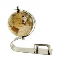 Глобус сувенирный 23см с держателем бумаг (699824)