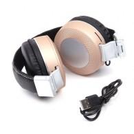 Наушники-плеер Bass MS-K3 (плеер+радио+Bluetooth)