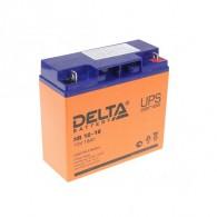Аккумулятор для бесперебойника Delta 12V 18Ah