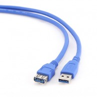 Кабель удлинительный USB3.0 Am-Af SmartBuy 1,8м