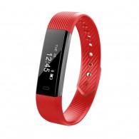 Фитнес-браслет ID115 красный