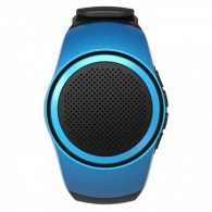 Браслет - колонка Sports Watch B20 (Bluetooth, Fm, microSD) синяя