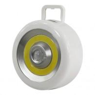 Фонарь SmartBuy LED 3Вт СОВ (3*AA) с датчиком движ и света (SBF-CL3-MS)