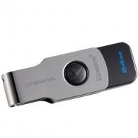 Флэш-диск Kingston 64 GB USB 3.0 Data Traveler Swivl металл