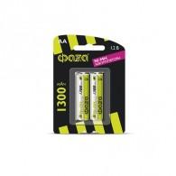 Аккумулятор Фаzа R6 1300 Ni-Mh BL 2/20