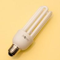Лампа Jazzway 4U 30Вт (=150W) 827 E27 теплый свет